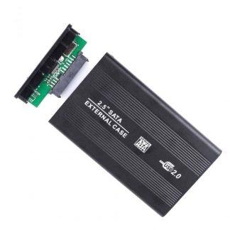 "2.5"" SATA USB 2.0 External Hard Drive Enclosure"