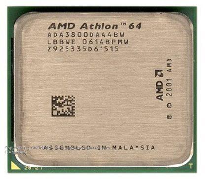 AMD ATHLON 64 3800 SOCKET939