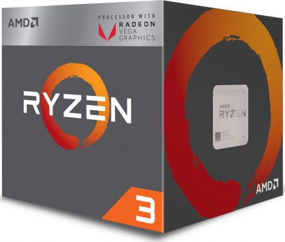AMD CPU RYZEN 3 3100