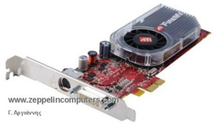 ATI FIREMV 2250 256MB PCI-E with DMS-59 Cable