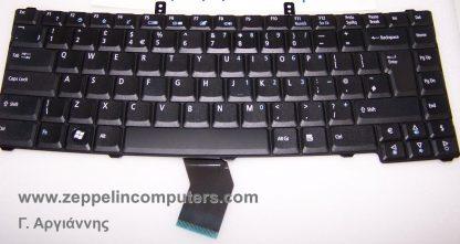 Acer Extensa 5220 5620 Keyboard Black Gr