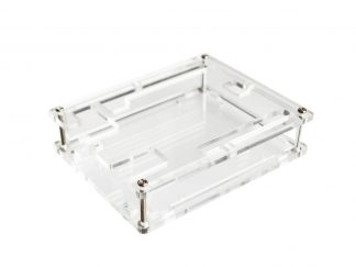 Acrylic Enclosure for Arduino Uno R3