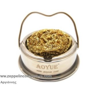 Aoyue Soldering Iron Tip Cleaner with stand