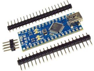 Arduino Compatible Nano 3.0 ATMega328P Unsoldered