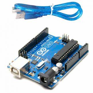 Arduino Compatible UNO R3 DIP ATmega328P