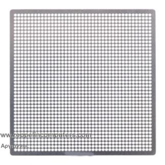 Heat Directly Universal Stencil Template 0.35mm