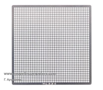 Heat Directly Universal Stencil Template 0.6mm