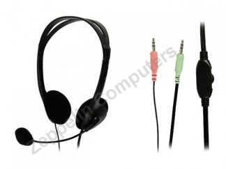 BasicXL PORTABLE STEREO HEADSET BLACK