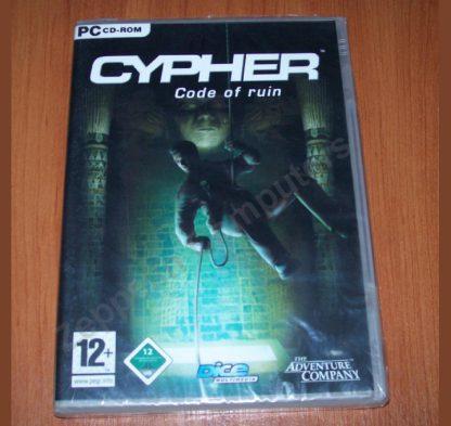 Cypher Code Of Ruin