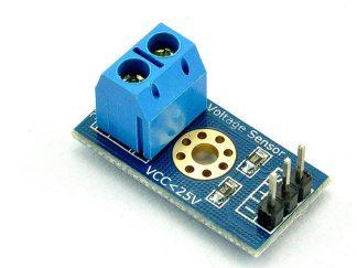 DC Voltage Sensor Module For Robot Arduino (0-25 V)