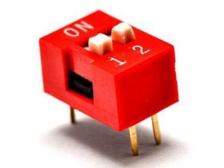 DIP Switch 2 Way