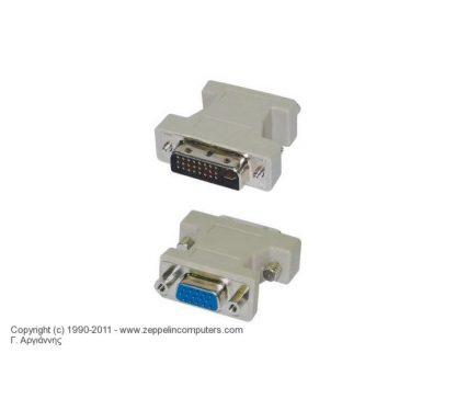 DVI-I M TO VGA MONITOR F ADAPTER 15-PIN