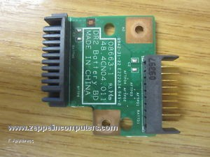Dell Inspiron 1750 DC CHARGER BOARD