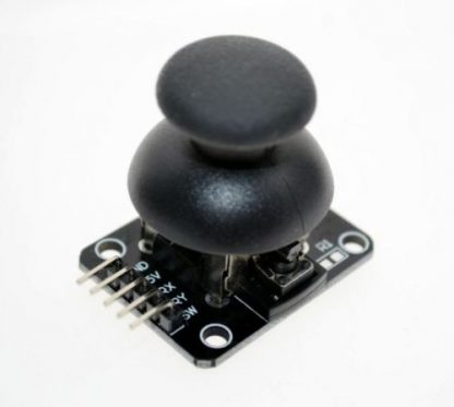 Dual-axis XY PS2 Joystick Module For Arduino