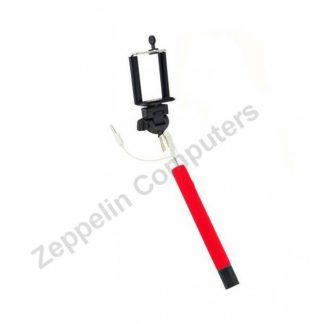 Element Monopod Selfie Stick Red