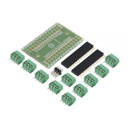 Arduino Nano Expansion Breakout Board Unsoldered