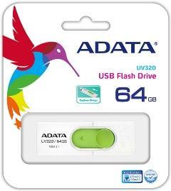 ADATA FLASH USB DRIVE 64GB