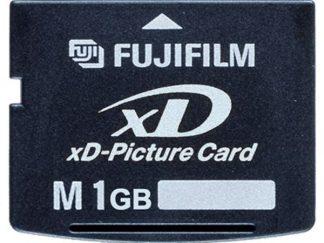Fuji XD 1GB M-type