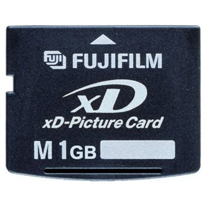 Fuji XD 1GB M-type