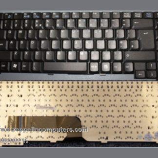 Fujitsu Siemens D7850 Keyboard Black Gr