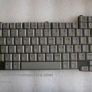 HP Compaq Armada 1750 Keyboard Grey