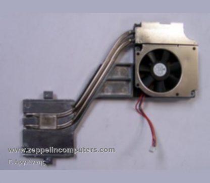IBM THINKPAD R30 Heatsink + Cooling Fan
