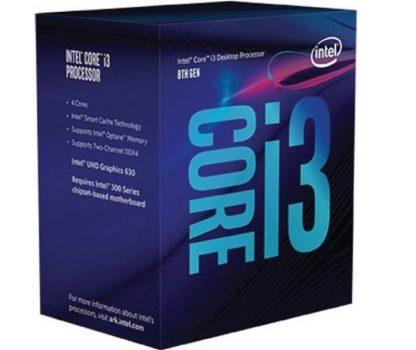 INTEL CPU CORE i3 9100F