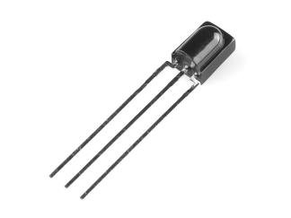 Integrated IR receiver TSOP38238 38kHz 90° 2.5-5.5V