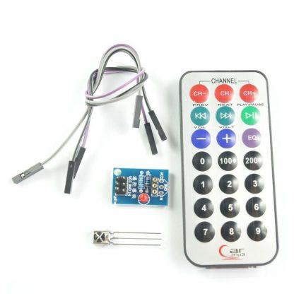 Infrared Wireless Remote Control Sensor Kit for Arduino