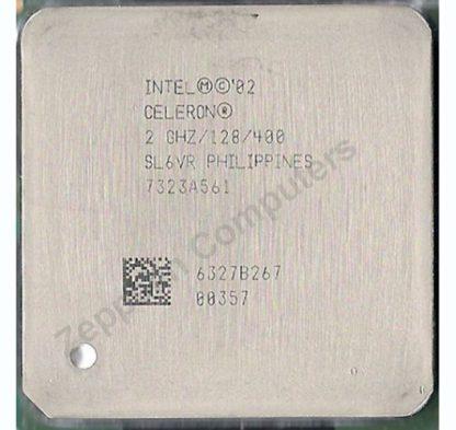Intel Celeron 2,0GHz/128/400 SL6RV Tray
