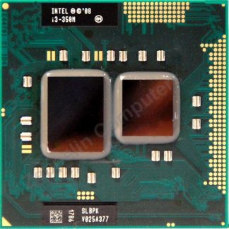 Intel Core i3 350M 2.26GHz/3M/933MHz