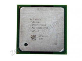 Intel PENTIUM 4 Prescot 3.0/1M/800 SOCKET 478