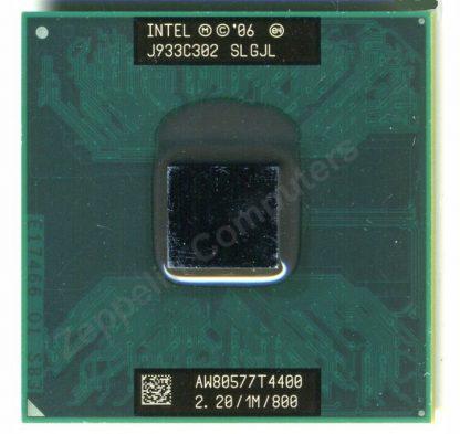Intel PENTIUM T4400 2.2GHZ/1M/800