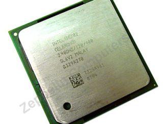 Intel Celeron 2,4GHz/128/400 SL6W4 Tray