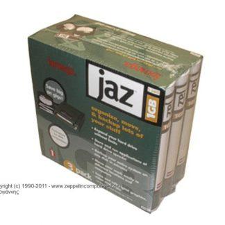 Iomega Jaz 1GB Disk IBM Format - 3 Pack -