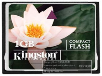 Kingston Compact Flash 1GB