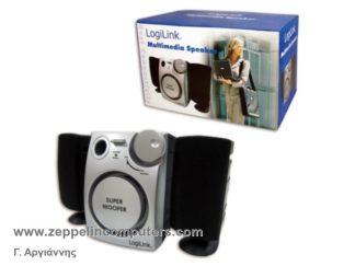 LogiLink 2.1 Speaker System