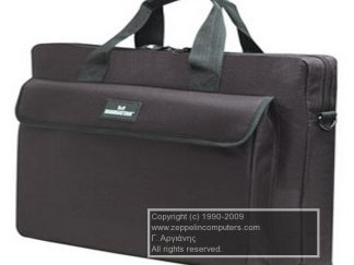 London Notebook Computer Briefcase 15.4""