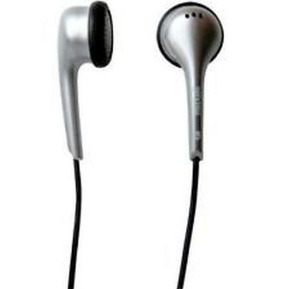 Maxell in ear Silver for CD, MP3