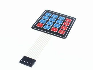 Membrane Matrix Keypad 4x4 16-Key for Arduino