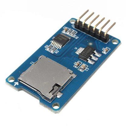Micro SD Memory Card Reader Module For Arduino
