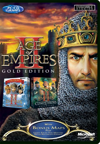 Microsoft AGE OF EMPIRES II GOLD EDITION