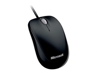 Microsoft Mouse Basic USB Black
