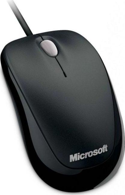 Microsoft Mouse Basic USB Black