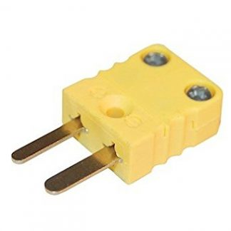 Mini K-Type Thermocouple Connector