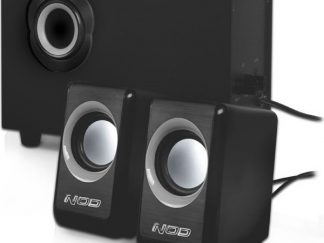 NOD Cyclops Speakers 2.1 2x3W & Subwoofer 5W
