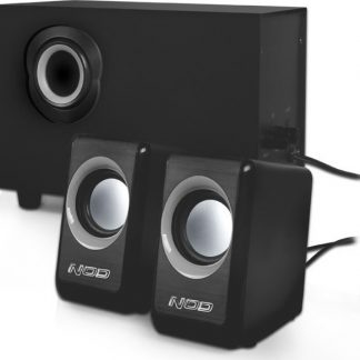 NOD Cyclops Speakers 2.1 2x3W & Subwoofer 5W