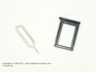 iPhone 4g Sim Card Tray Holder + Ejector Pin