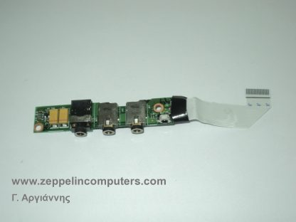 HP PAVILION DV2000 SOUND BOARD
