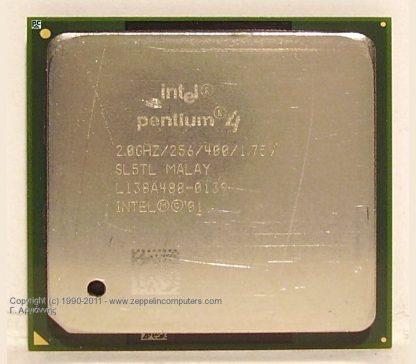 Intel Pentium 4 2GHz/256/400 SL5TL Tray